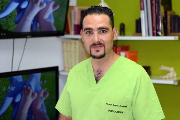 Alonso Gracia Jiménez